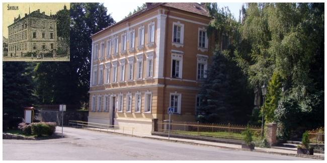 Škola v Třebívlicích