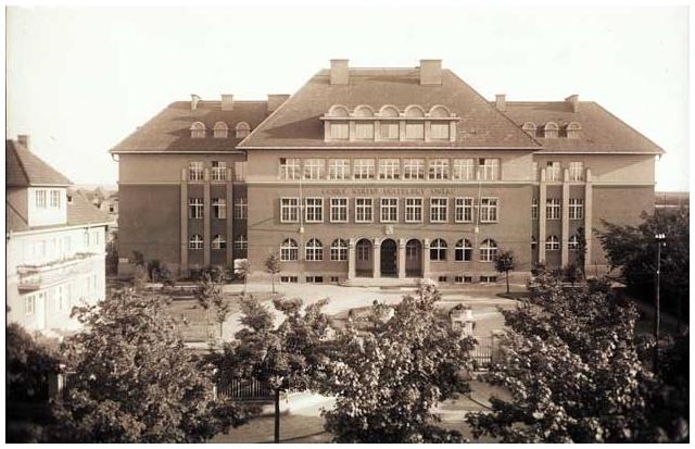 Učitelský ústav v Žatci